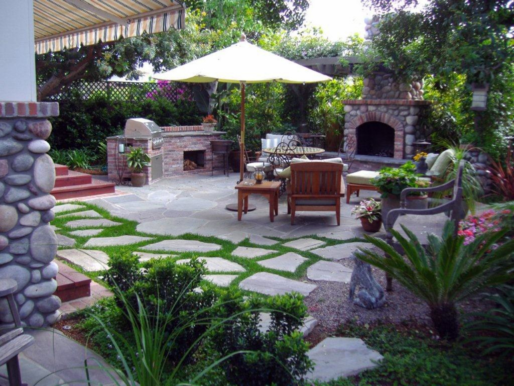Backyard Patio Ideas Top 15 Outdoor Kitchen Designs And Their Costs 24h Site