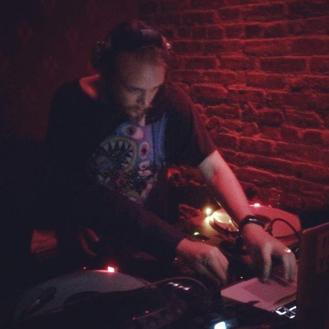 @liammcmullanco djing for #patrickmcmullan #bdayparty at #theleonoranyc