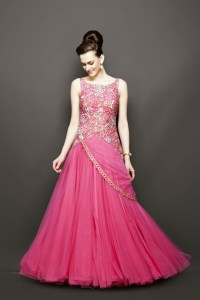 Indian evening gowns for wedding reception 2016-2017 | B2B ...