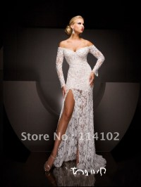 Designer evening gowns for wedding reception looks | B2B ...
