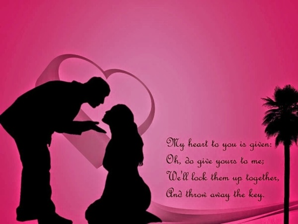 Download Romantic Love Quotes Wallpapers Happy Valentine S Day Drawings Images Looks B2b Fashion