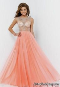 blush prom dress 2016-2017 | B2B Fashion