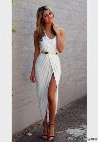 classy white cocktail dresses 2016-2017 | B2B Fashion