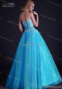 Corset Back Prom Dress | www.pixshark.com - Images ...
