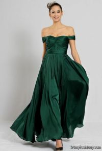 Dark Green Prom Dresses | www.pixshark.com - Images ...