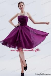 Purple Junior Bridesmaid Dresses - Wedding Dresses In Redlands