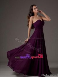 dark purple prom dresses 2016-2017 | B2B Fashion