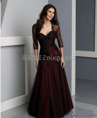 dark red prom dress 2016-2017 | B2B Fashion