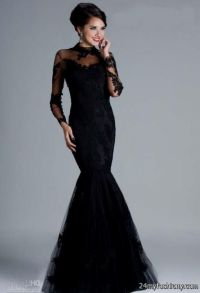 elegant black dresses 2016-2017 | B2B Fashion