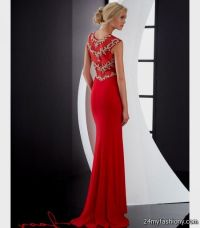 Red And Gold Prom Dresses | www.imgkid.com - The Image Kid ...
