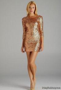 gold party dress for women 2016-2017 | B2B Fashion