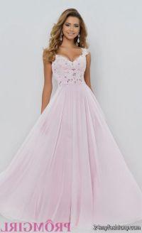 light pink prom dress sleeves 2016-2017 | B2B Fashion