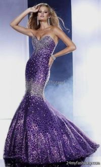 light purple sequin prom dress 2016-2017 | B2B Fashion