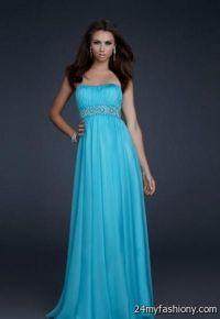 long blue prom dresses under 100 dollars 2016-2017 | B2B ...