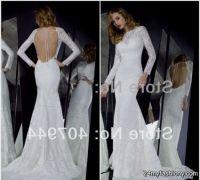 Long Sleeve Backless Prom Dress | www.pixshark.com ...