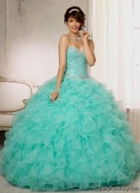 quinceanera dresses mint green 2016-2017 | B2B Fashion