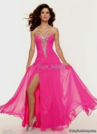 sexy hot pink prom dresses 2016-2017 | B2B Fashion