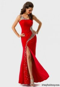 Sexy Red Prom Dresses | www.imgkid.com - The Image Kid Has It!