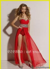 sexy red prom dresses 2016-2017 | B2B Fashion