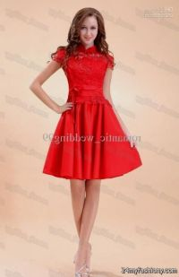 Prom Dresses 2015 Red Short   www.imgkid.com - The Image ...