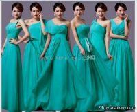 tiffany blue bridesmaid dresses 2016-2017 | B2B Fashion