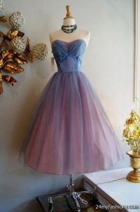 vintage 50s prom dress 2016-2017 | B2B Fashion