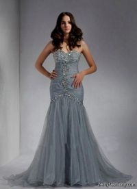 The gallery for --> Vintage Mermaid Prom Dresses