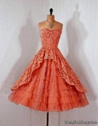 Vintage prom dresses tumblr 2016-2017  B2B Fashion