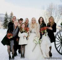 winter wedding bridesmaid dresses 2016-2017 | B2B Fashion