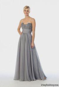 winter wedding silver bridesmaid dresses 2016-2017 | B2B ...