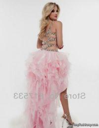 light pink prom dresses short 2016-2017 | B2B Fashion