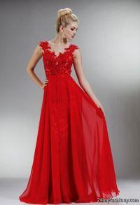 red flowy prom dresses 2016-2017 | B2B Fashion