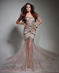 tony bowls mermaid prom dresses 2016-2017 | B2B Fashion