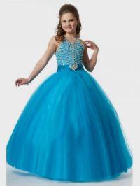 blue prom dresses for kids 2016-2017 | B2B Fashion
