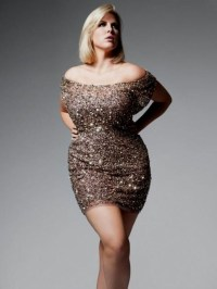 Plus Size Sequin Dresses - Eligent Prom Dresses