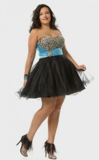 plus size short formal dresses - Dress Yp