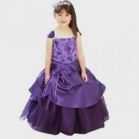 purple flower girl dresses for toddlers 2016-2017 | B2B ...