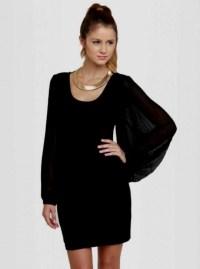 semi formal dresses with sleeves 2016-2017   B2B Fashion
