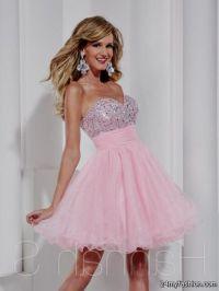 short light pink prom dress 2016-2017 | B2B Fashion