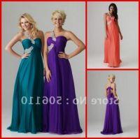 teal and purple bridesmaid dresses 2016-2017 | B2B Fashion
