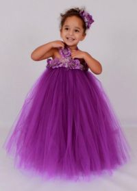 toddler flower girl dresses purple 2016-2017 | B2B Fashion