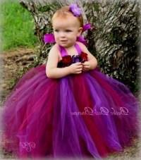toddler flower girl dresses purple 2016