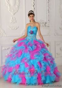 Poofy prom dresses 2017