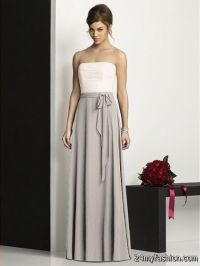Taupe bridesmaid dresses 2017-2018 | B2B Fashion
