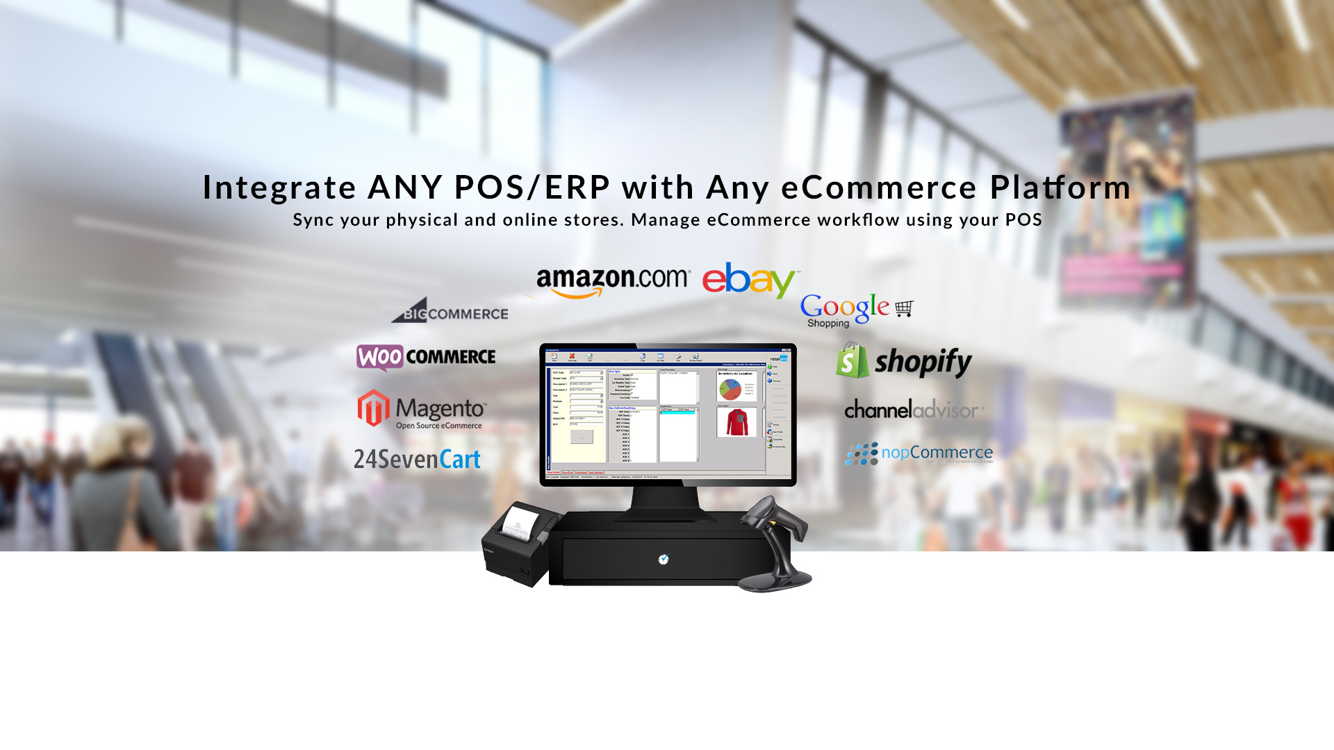 Store Banne Commerce Omnichannel Ecommerce Retailing Platform For Physical Stores