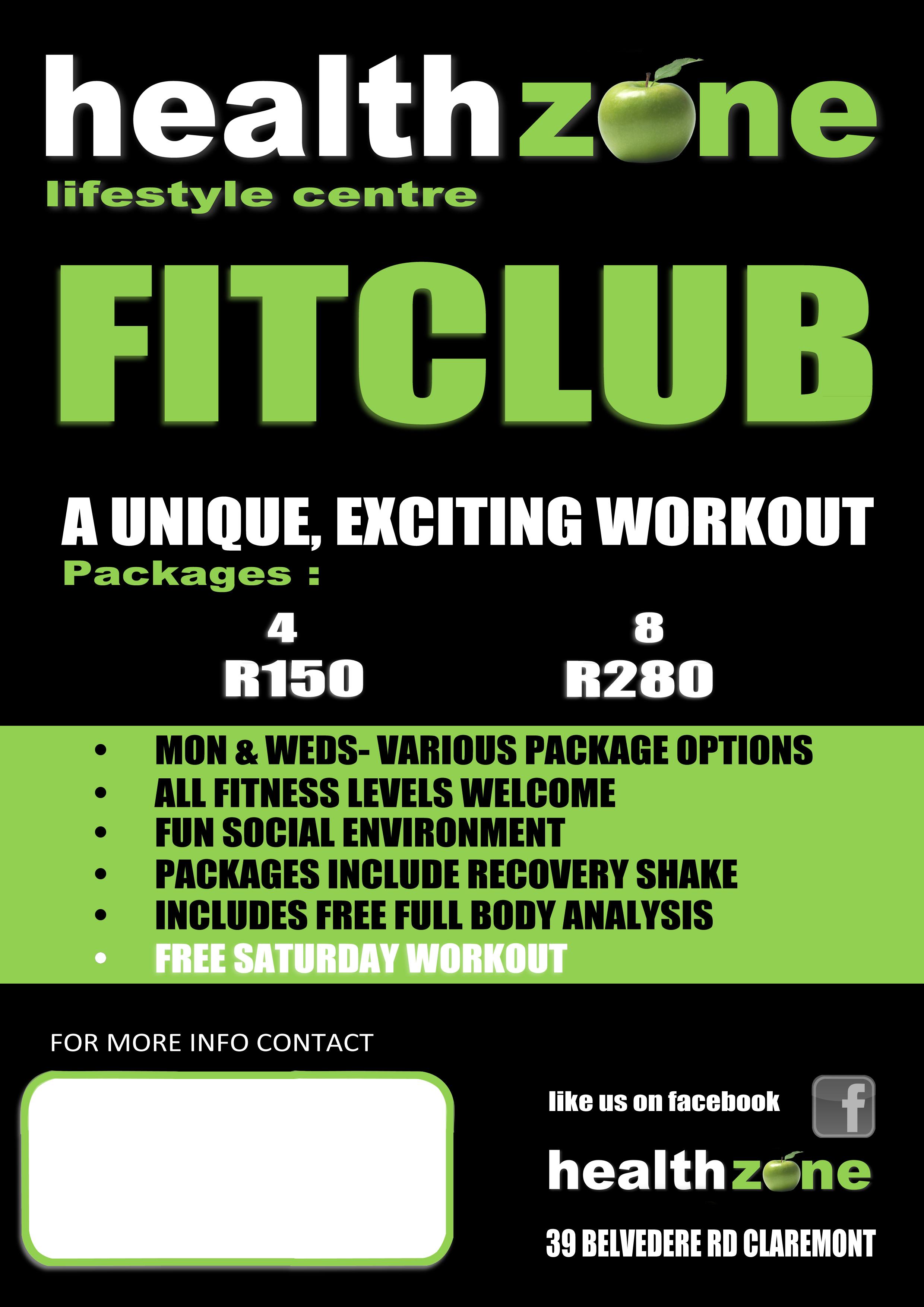 club flyers address