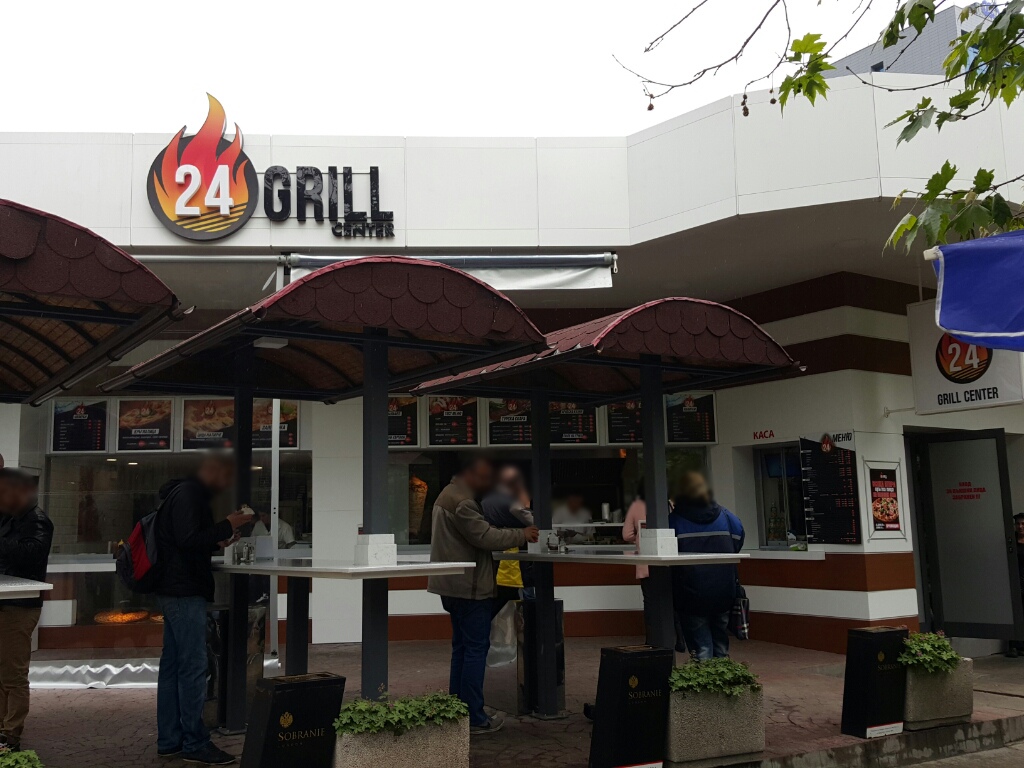 Grill 24 24 Grill Center Fast Food
