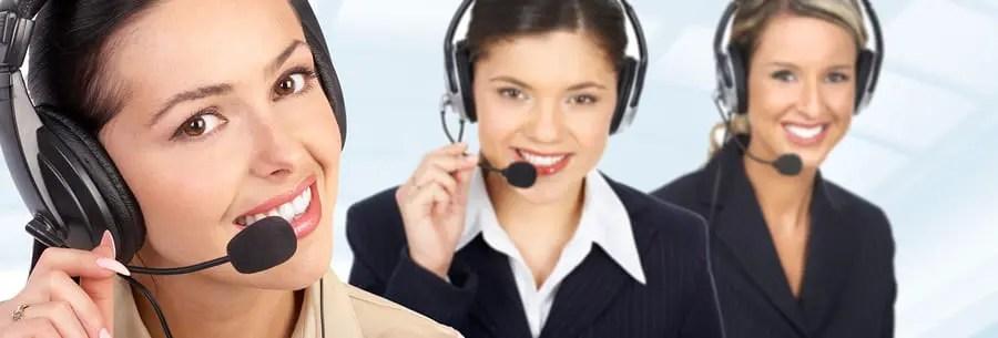 receptionist service - Eczasolinf