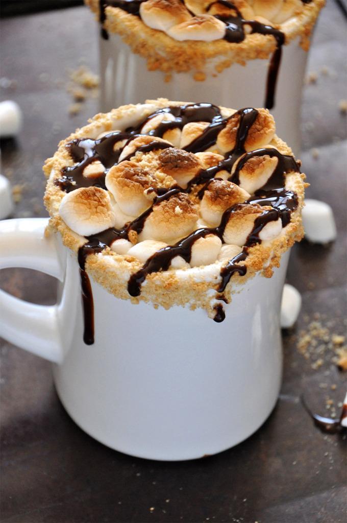 Harry Potter Fall Wallpaper Food Chocolate Hot Chocolate Diy Drinks Fall Smores Food