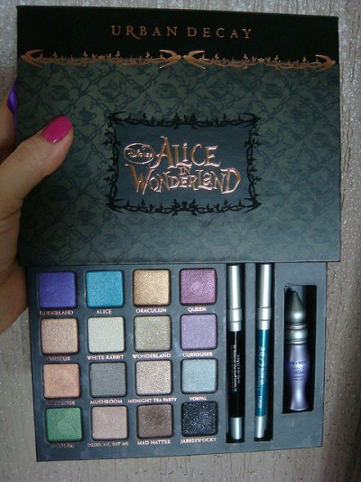 Glitter luxury makeup girly Make up palette urban decay makeup palette toofacedd •